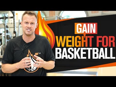 How to gain weight for basketball with coach alan stein