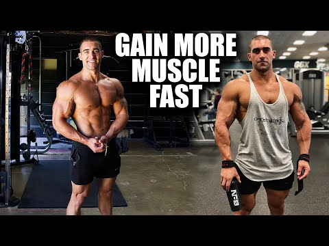 Gain more muscle with high intensity bodybuilding   how to gain muscle fast