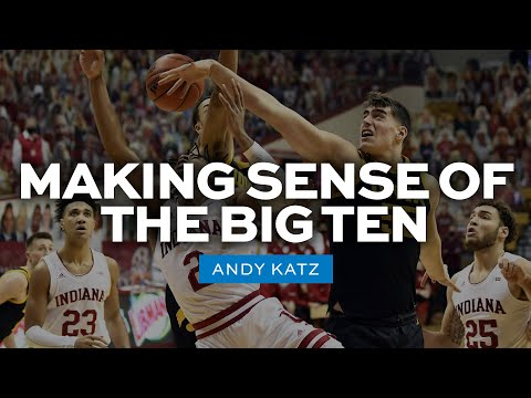 Big ten basketball: where the 12 (!) march madness hopefuls stand