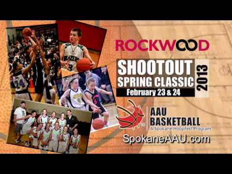 Spokane aau shootout spring classic presented by rockwood clinic