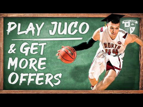 3 reasons why you should consider playing junior college basketball