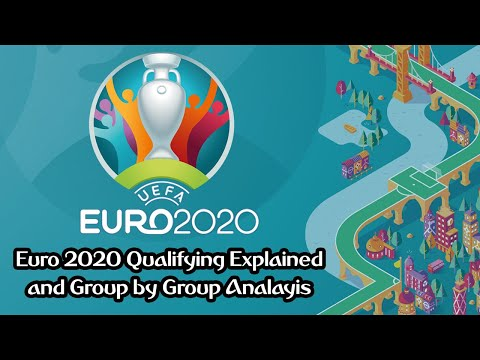 Euro 2020 qualifying explained group by group previews and analysis