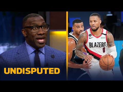 Skip & shannon react to damian lillard's 42 point game to clinch playoffs   nba   undisputed