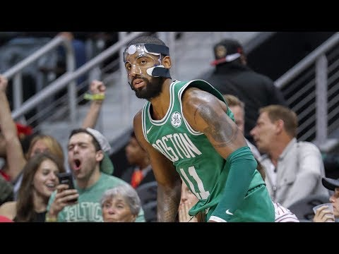 Kyrie irving explains why he went back to wearing a mask   espn