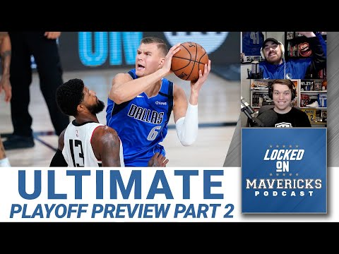 How can the mavericks beat the clippers? | ultimate playoff preview part 2