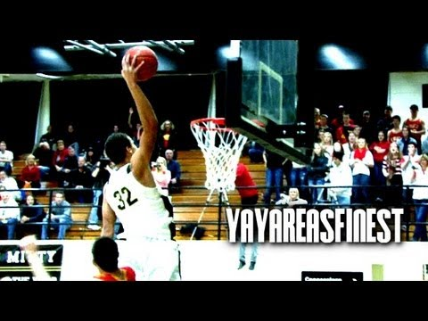 Aaron gordon is the nastiest player in high school basketball!!! and he's only a junior!!!