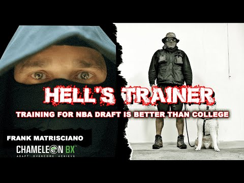 Hell's trainer   why chameleon bx is a better path to nba than college