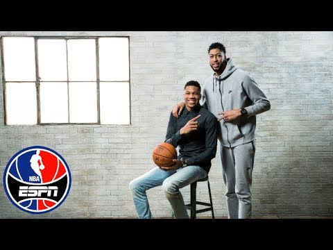 Giannis antetokounmpo and anthony davis top list of best nba players under 25 | nba countdown | espn