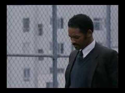 The pursuit of happyness: basketball scene