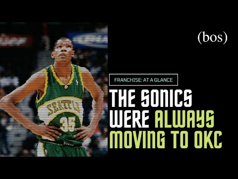The seattle supersonics were forced to move to oklahoma city (and why they'll get an expansion team)