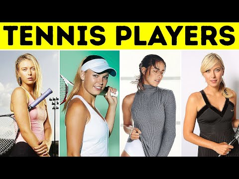 Top 10 all time's hottest female tennis players in the world - infinite facts