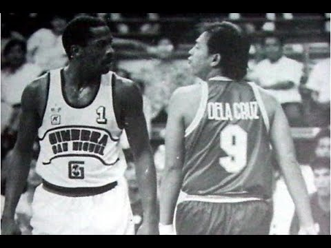 The rondo-like spit that once mired the pba