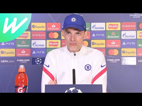 """Tuchel: chelsea will """"hunt"""" city in ucl final   chelsea vs man city   final   ucl   2020/21"""