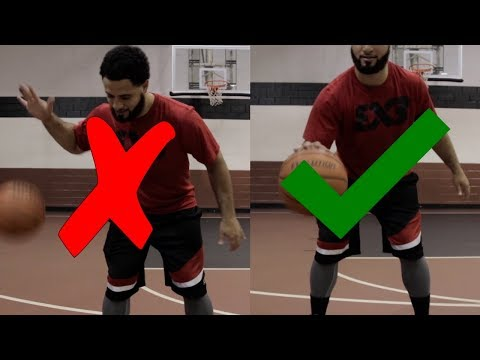 How to: 6 tips to dribble a basketball better in 2018!🏀😏