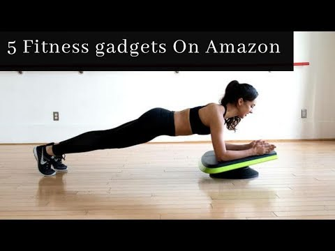 Top 5 fitness gadgets on amazon