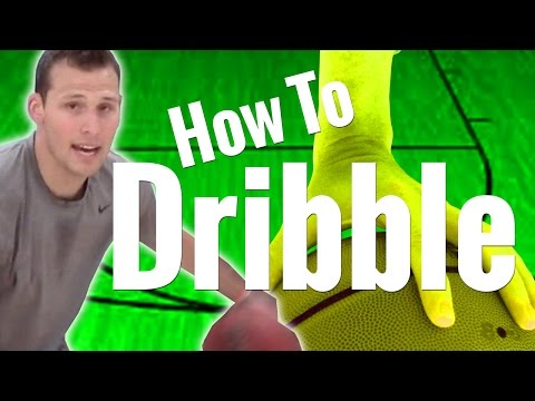How to dribble a basketball better   basketball dribbling fundamentals tutorial