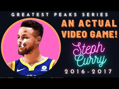 Why steph curry might be the best offensive player ever   greatest peaks ep. 15