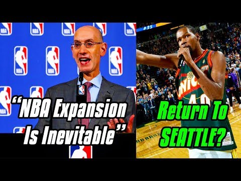 Why the nba might be returning to seattle... and how it could happen