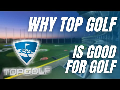 Top golf is great for golf! *why you should play*