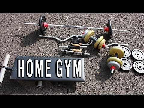 Beginners guide to working out at home: workout routine, equipment and advice