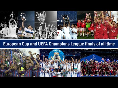 Uefa champions league finals of all time