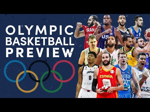 Tokyo 2020 basketball is loaded! preview of the olympic tournament