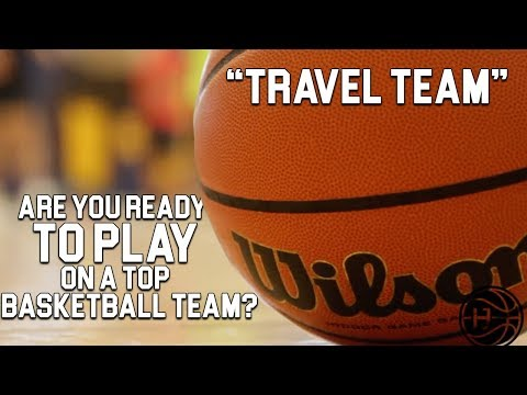 What it's like to be on a top basketball aau team! (travel team)