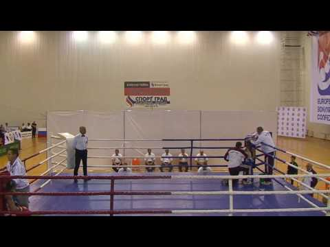 European youth boxing championships 2016 russia anapa ring b session 4