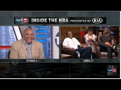 Who's the best center in the league?   inside the nba   nba on tnt