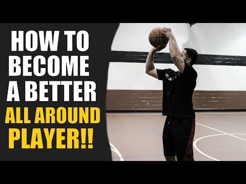The secrets to becoming a better all around basketball player!!