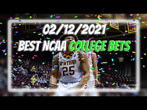 2/12/2021 - best college basketball picks | all free bets | $10 giveaway