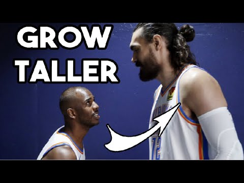 How to grow taller for basketball