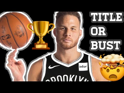 Why blake griffin signed with the nets: did lebron's 4th championship spur this signing by the nets?