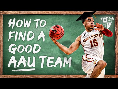 3 things to consider before playing aau basketball ( student athlete)