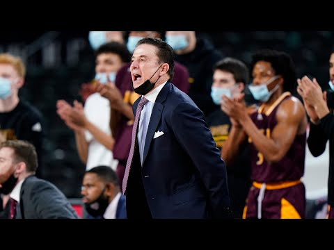 Rick pitino is back in the ncaa tournament – with the iona gaels