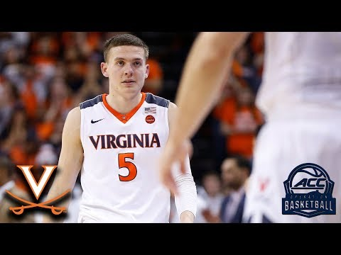 Virginia's kyle guy: 'i think we just need to play somebody' | 2018 acc operation basketball