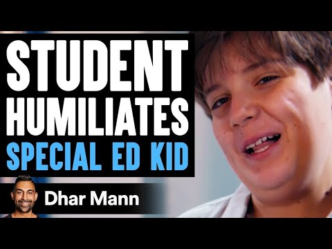 Student humiliates special ed kid ft. @lewis howes   dhar mann