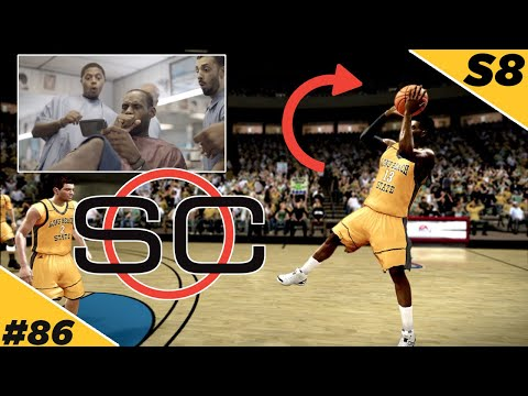 He made this shot and nba scouts went nuts! - lbsu | ncaa basketball 10 - ep 86