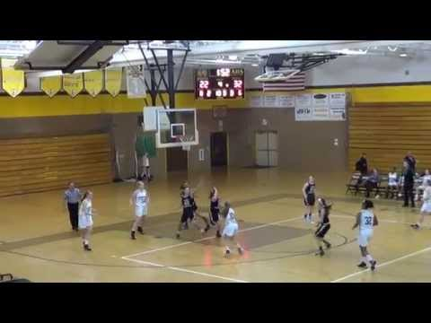 Highlights of the holy spirit lady spartans vs absegami - february 2, 2015
