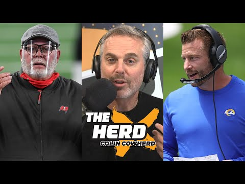 Colin cowherd - bucs vs. rams was a coaching mismatch and why saints & rams are the nfc's best