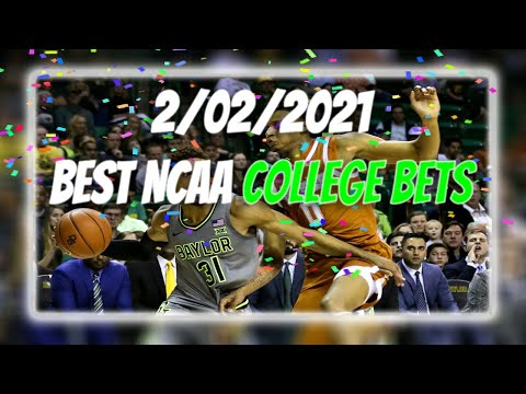 2/02/21 - best college basketball picks | all free bets | $10 giveaway