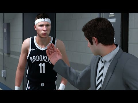 The reason you should never change teams in my career! nba 2k18 career