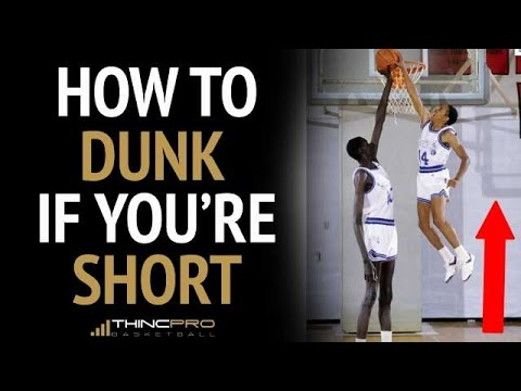How to instantly jump higher if you're short (how to dunk for short people)