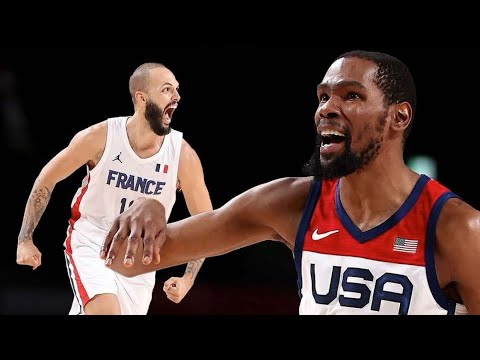 Team usa basketball vs. france tokyo olympics gold medal game preview. tonight @ 10:30 on nbc