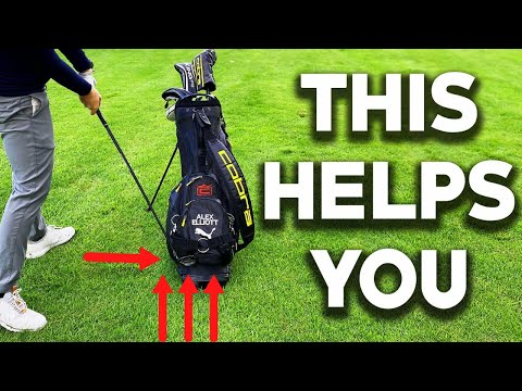 Every golfer should try this on the course!!