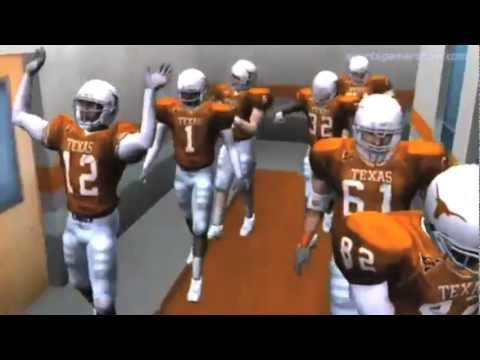 Sportsgamershow - top five ncaa football video games of all time