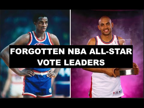 6 forgotten greats who led the nba in all-star voting   how popular were they actually?