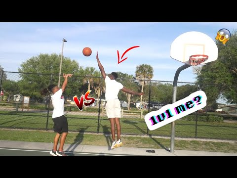 Im the best basketball player ever!