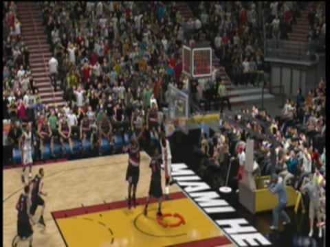 Why college hoops 2k8 is better than nba 2k9 and what nba 2k10 needs to do to top it. part 1
