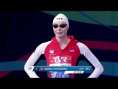 European swimming championship 2019 short course - day 1 finals